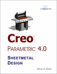 Creo Parametric 4.0 Sheetmetal Design